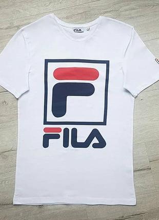 Футболка фила fila big logo