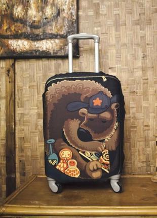 Чемодан из 100% поликарбоната! валіза дорожная сумка на колесах!