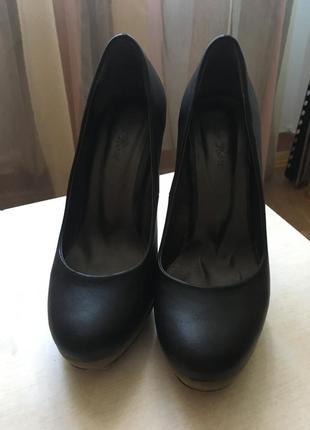 Шикарные туфли silver rose