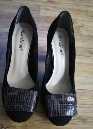 Супер удобные замшевые туфли