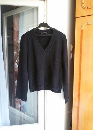 Шерстяной свитер marc cain