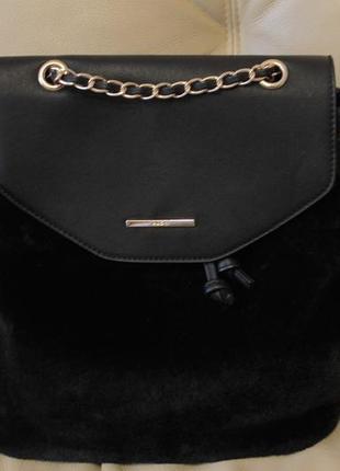 Меховый рюкзак городского типа aldo сша