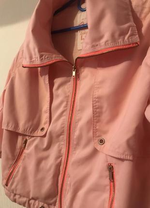 Женская ветровка куртка bershka