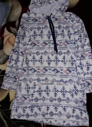 Классное платье- туника новое, продам очень дешево.