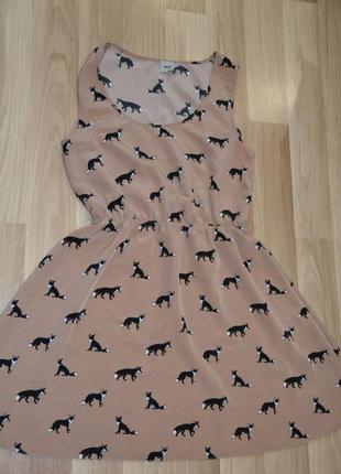 Платье asos р 40