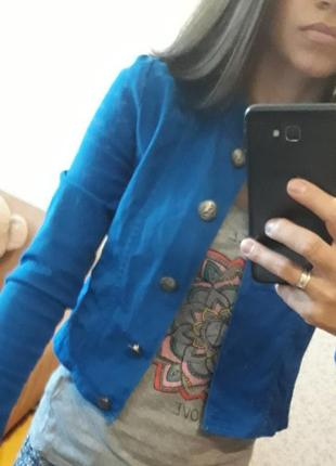 Пиджак на миниатюрную девушку