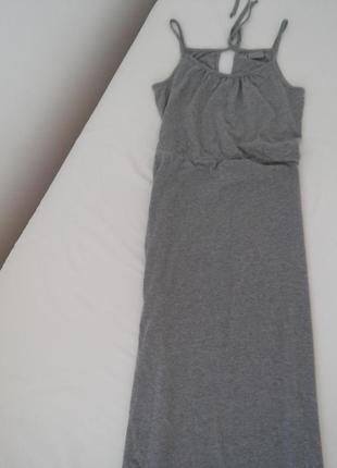 Платье в пол vero moda