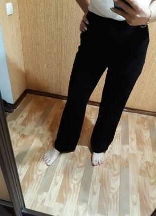 Классические брюки с лампасами италия