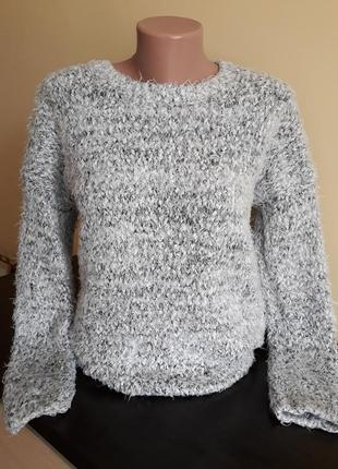 Кофта,свитшот,пуловер,джемпер,оверсайз  atmosphere