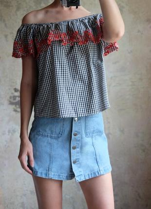 Шикарная блуза new look