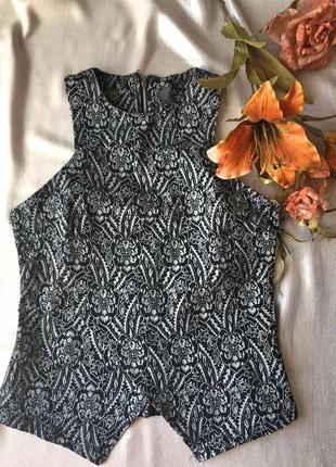 Фактурна майка блуза від ax paris
