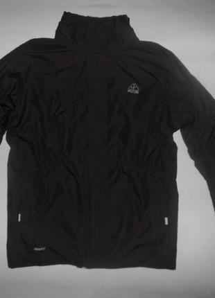 Куртка ветровка nike asg.оригинал.сделано для англии.
