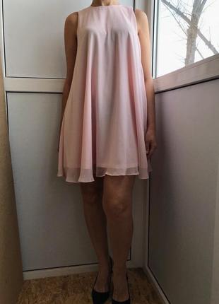 Нежное, красивое вечернее платье asos