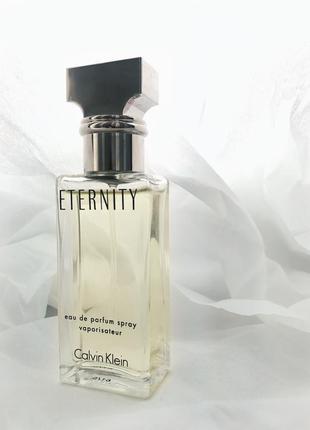 Невероятный парфюм eternity calvin klein 30мл оригинал