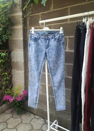 Модные варенки скинни джинсы