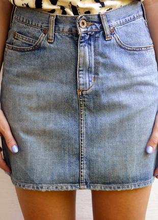 Юбка motor jeans