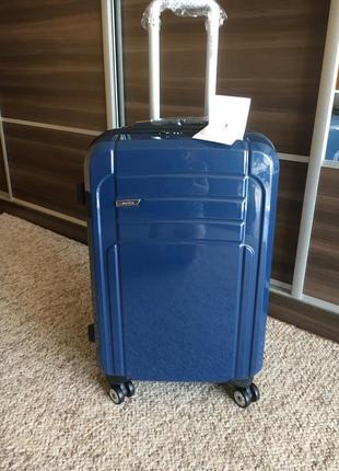 Чемодан валіза calvin klein  rome оригінал! середній розмір
