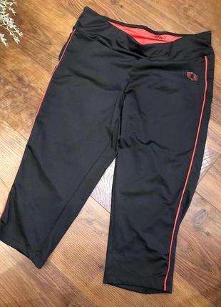 Crivit германия s 36\38 лосины штаны шорты для спорта