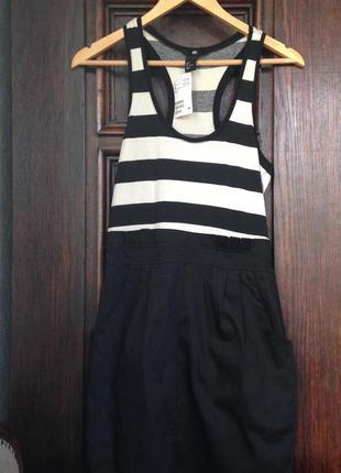 Платье h&m, новое с биркой