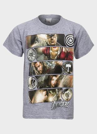 Супер футболка marvel