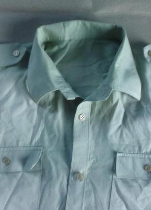 Брендова сорочка чоловіча xl [німеччина] (рубашка мужская)