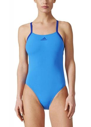 Слитный спортивный купальник от adidas infinitex