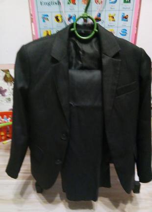 Качественный школьный костюм