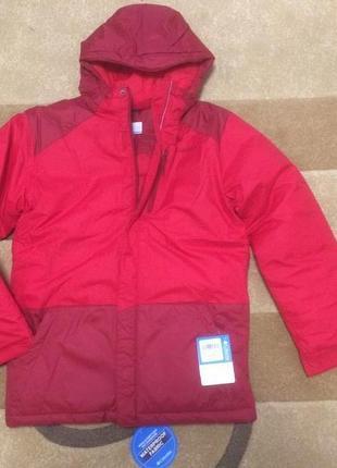Зимняя куртка columbia размер l (152-164)