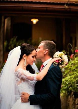 Продам весільне плаття-4500грн