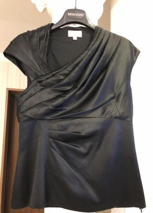 Блуза karen millen 100 % silk !