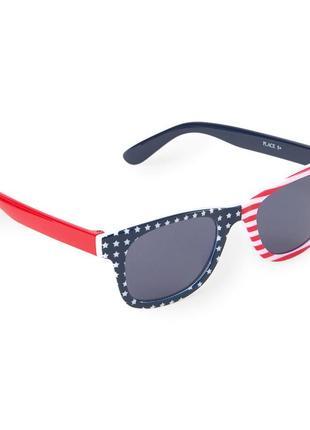Акция очки солнцезащитные детские для девочки 2 3 4 5 лет сша от солнца для детей