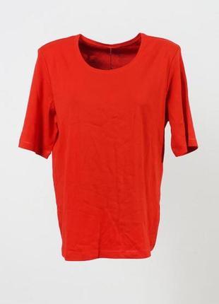 Оригинальная футболка от бренда olsen разм. 44