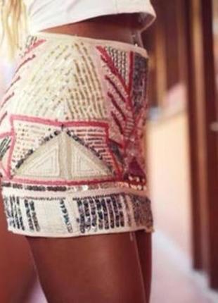 Модные юбки с пайетками. Создаем яркий образ. - volshebnaya-live 4