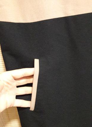 Мегастильное платье свободного кроя3