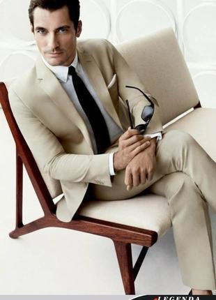 Английский деловой костюм, legenda class, р. 44, рост 170