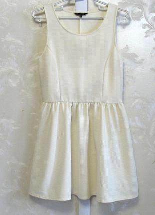 Белое платье candy couture