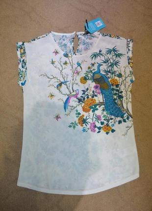 Новая блузка oasis размер м