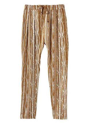 Отличные штапельные укороченные штаны от esmara,p.36