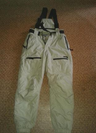 Лыжные штаны полукомбинезон steiner