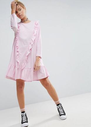 Ніжна сукня asos