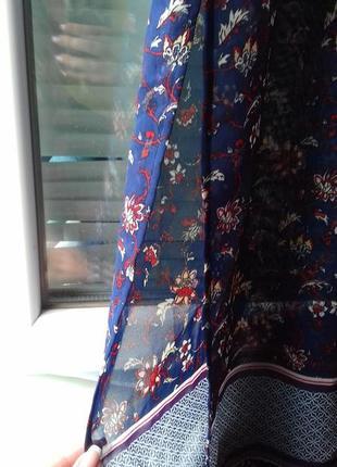 Шикарное платье с разрезами в пол от h&m2 фото
