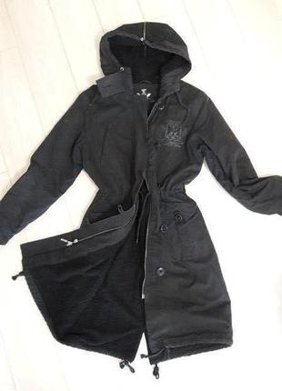 Подовжена куртка