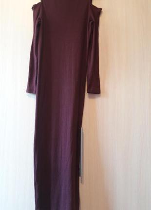 Шикарное облегающее платье на вечер