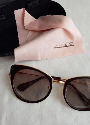 Класные очки lucky look