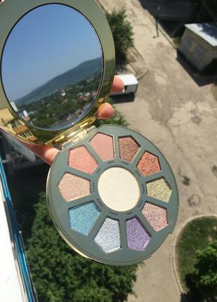 Супер цена!!! тарте   tarte cosmetics make believe in yourself eye & cheek palette