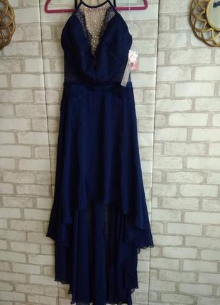 Шикарное вечернее платье от lipsy (asos)