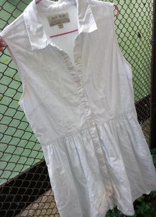Платье сарафан jack wills