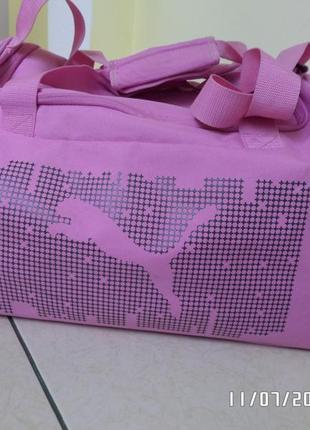 Puma спортивна дорожня сумка
