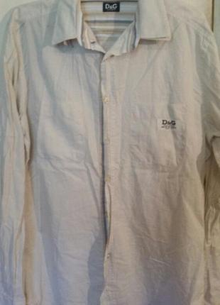 Рубашка d&g original