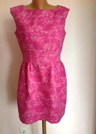 Симпатичное короткое платье. /xl/ brend warehouse